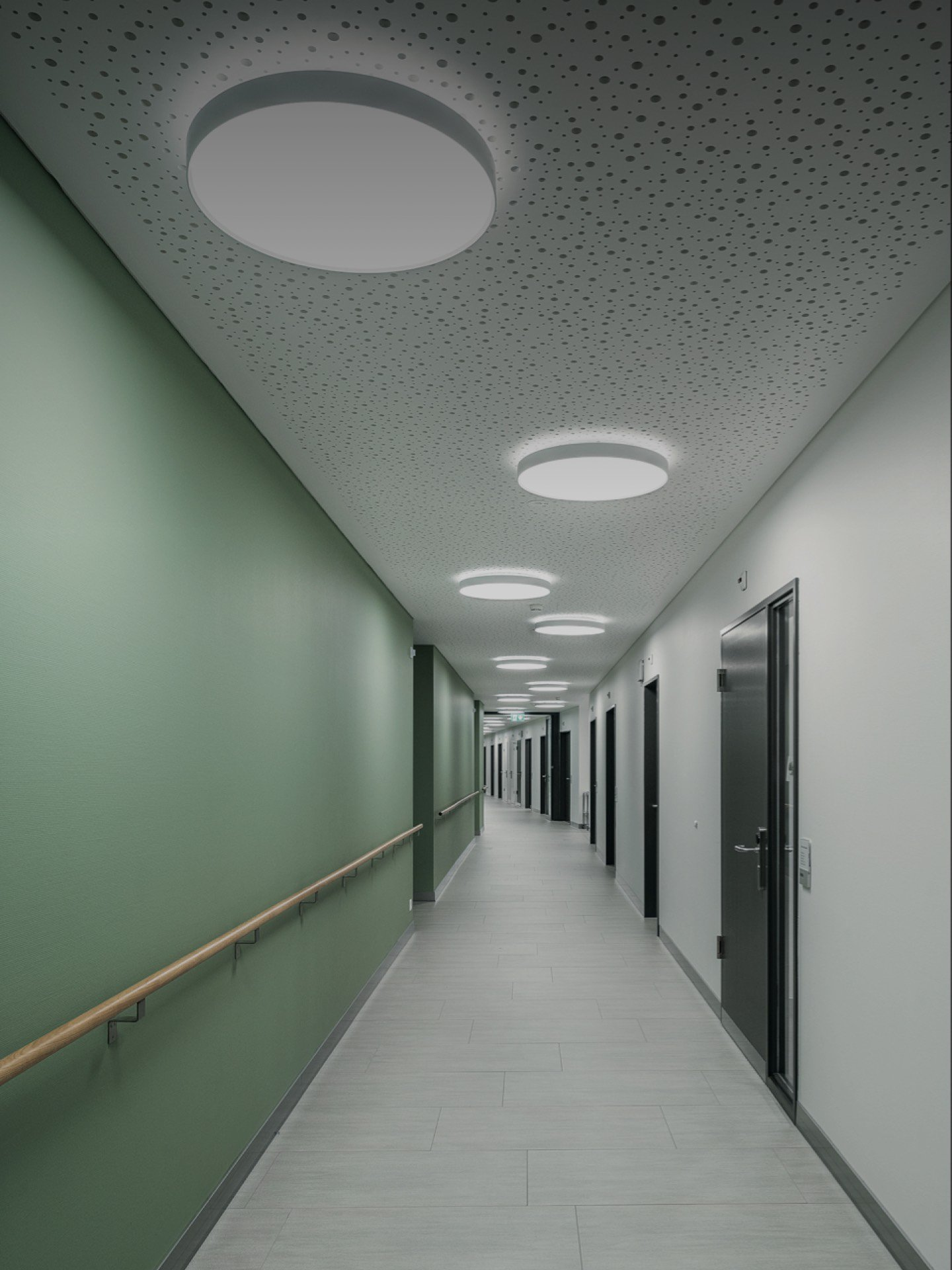 Zumtobel Healthcare Tile